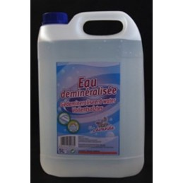 EAU DEMINERALISEE 5L NATURE